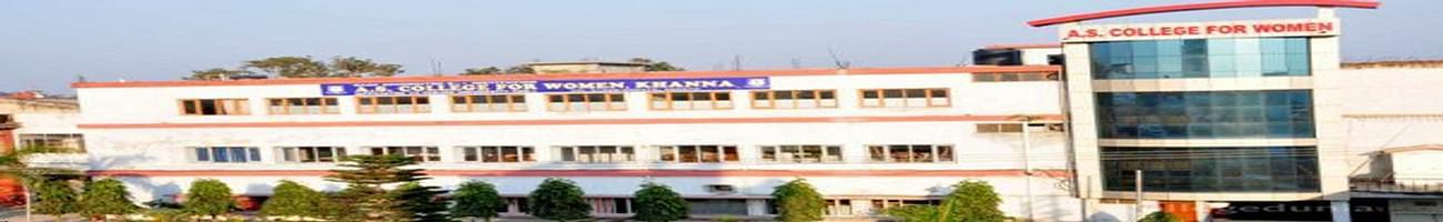 AS College for Women, Khanna