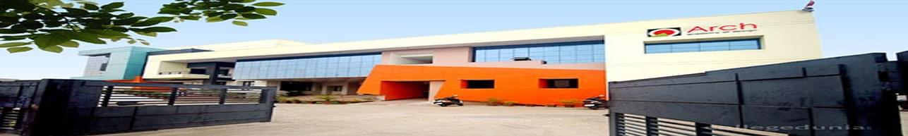 Arch College of Design and Business, Jaipur - Course & Fees Details
