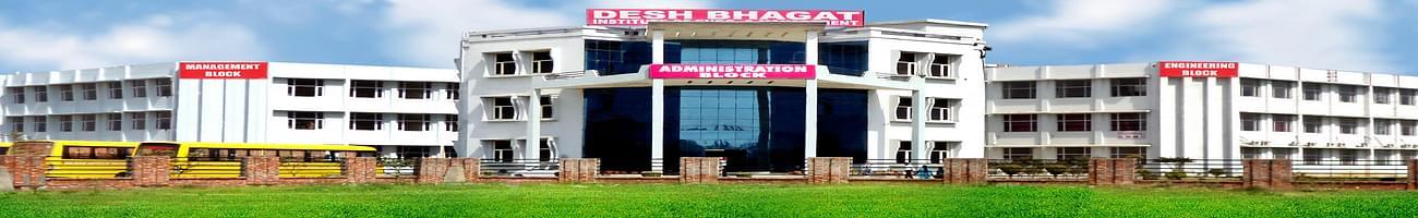 Desh Bhagat Foundations Group of Institutions - [DBFGI], Moga
