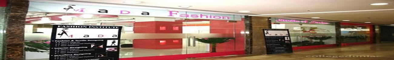 Home New Delhi MADA Fashion Institute Courses Fees