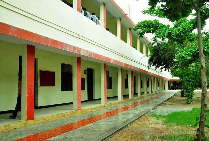 C Kandasami Naidu College for Men - [CKNC]
