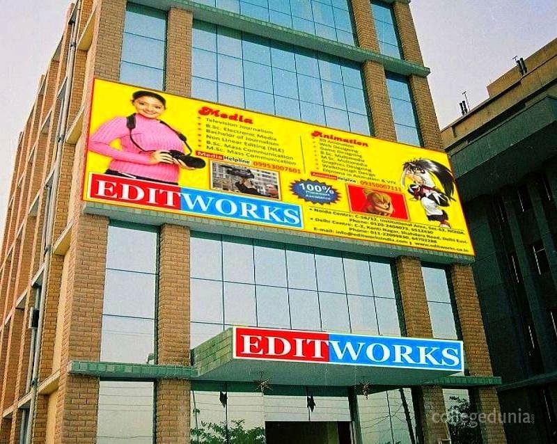 Editworks School of Mass Communication