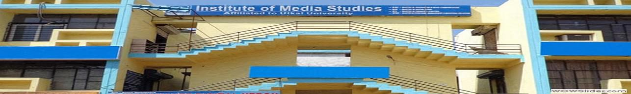 Institute of Media Studies - [IMS], Bhubaneswar