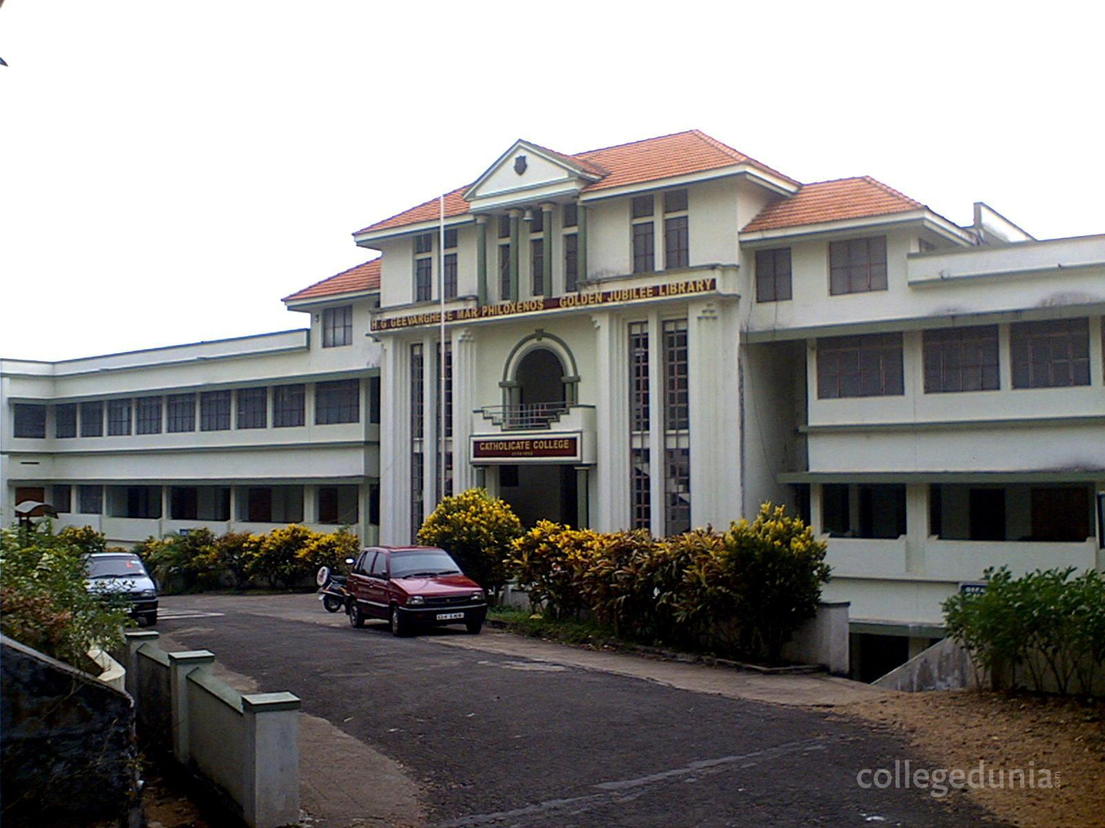 Catholicate College