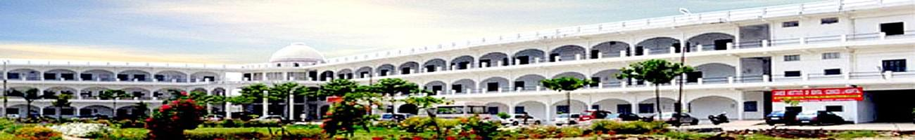 Career Post Graduate Institute of Dental Sciences and Hospital -  [CPGIDSH], Lucknow