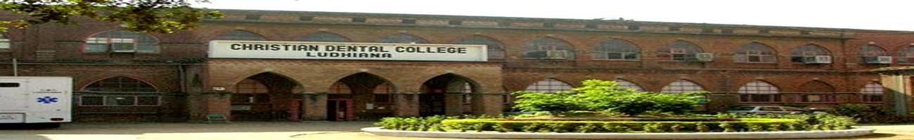 Christian Dental College, Ludhiana