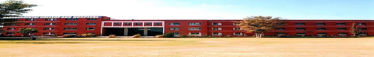 Darshan Dental College and Hospital, Udaipur