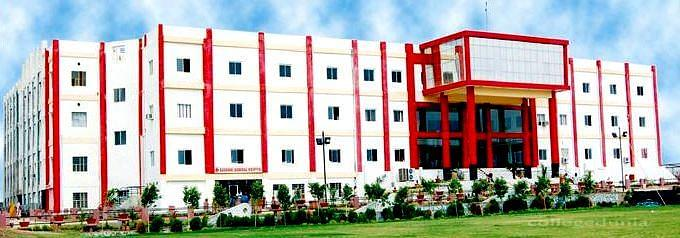 Daswani Dental College and Research Center