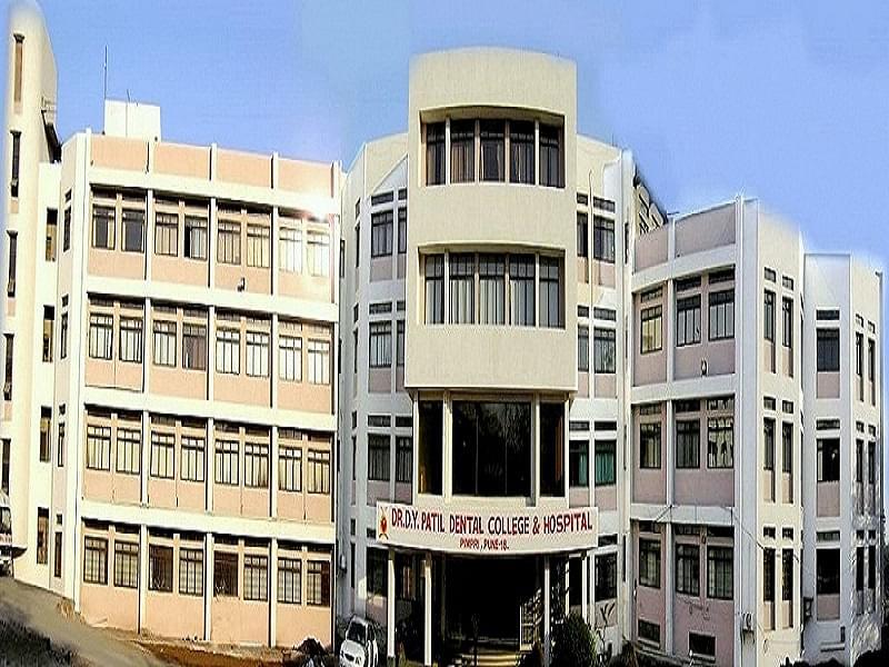 Dr DY Patil Dental College & Hospital - [DYPDCH]