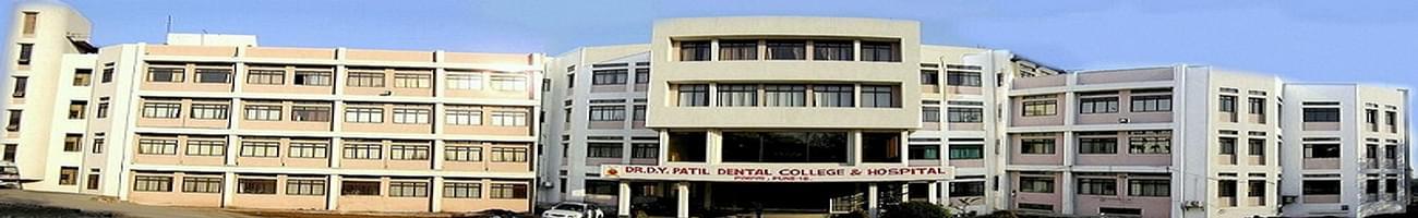 Dr DY Patil Dental College & Hospital - [DYPDCH], Pune