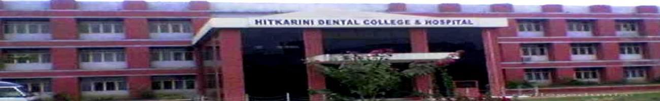 Hitkarini Dental College and Hospital, Jabalpur
