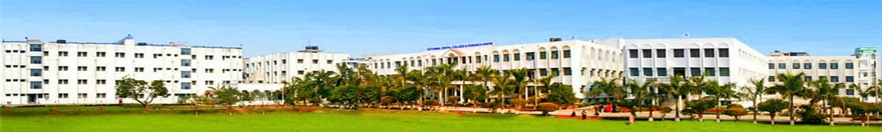 Kothiwal Dental College and Research Centre - [KDCRC], Moradabad