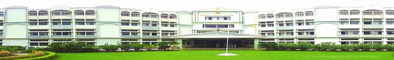 Modern Dental College and Research Centre, Indore