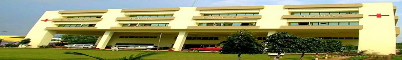 Saraswati Dental College - [SDC], Lucknow - Placement Details and Companies Visiting