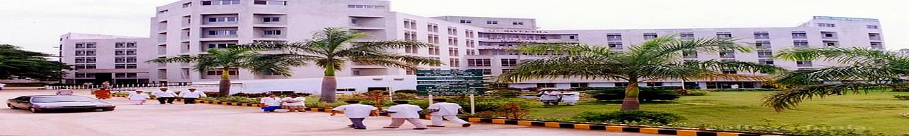 Saveetha Dental College & Hospital, Chennai