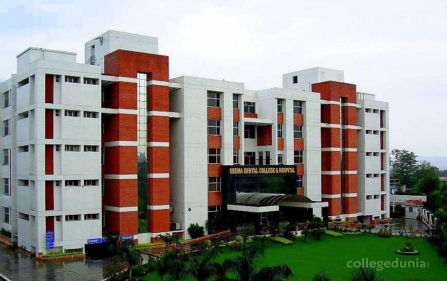 Seema Dental College and Hospital - [SDCH]