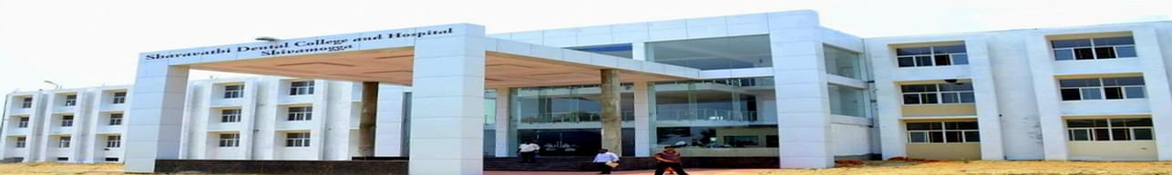 Sharavathi Dental College and Hospital- [SDCH], Shimoga