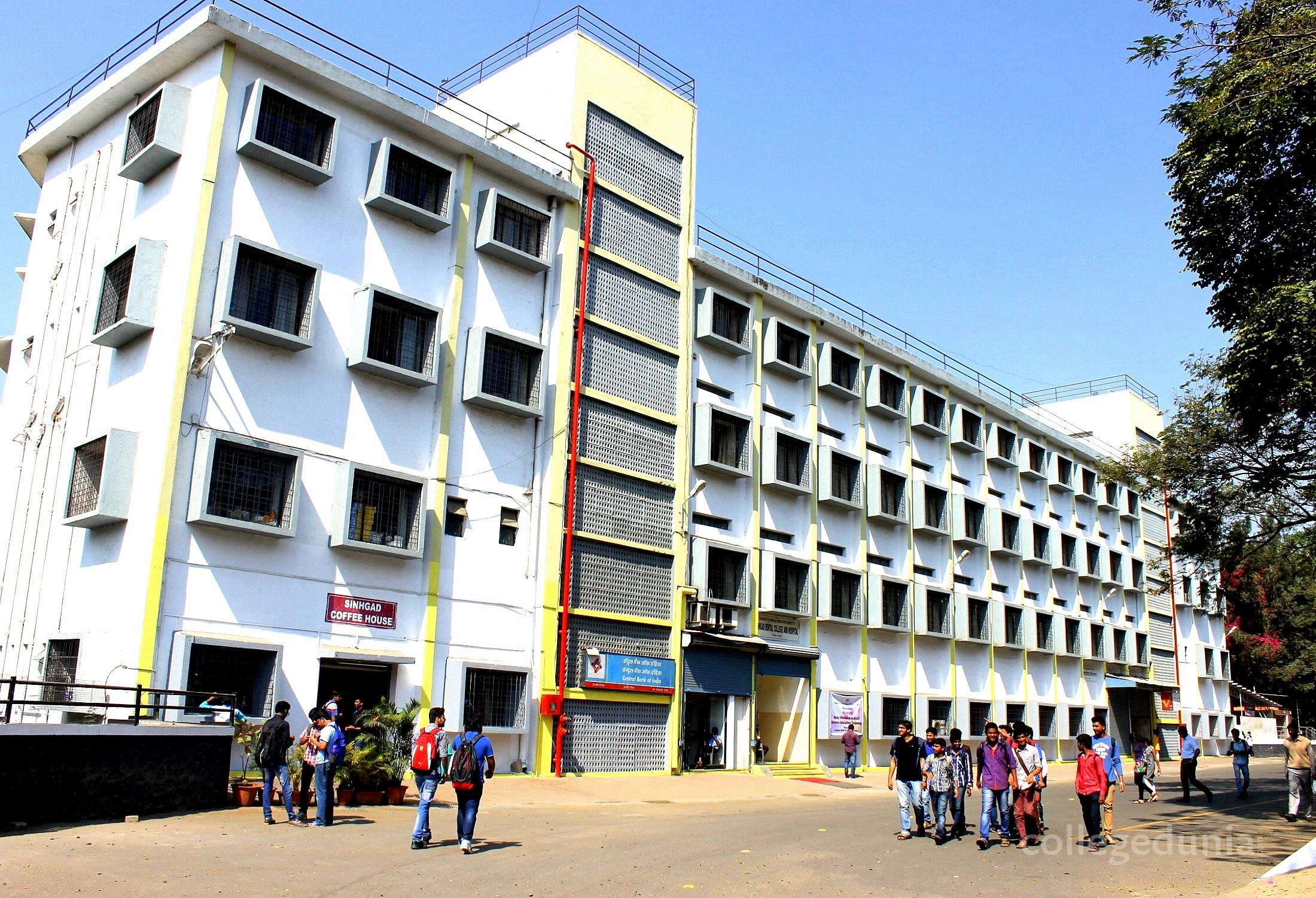 Sinhgad Dental College and Hospital - [SDCH]
