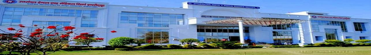 Uttaranchal Dental and Medical Research Institute - [UDMRI], Dehradun