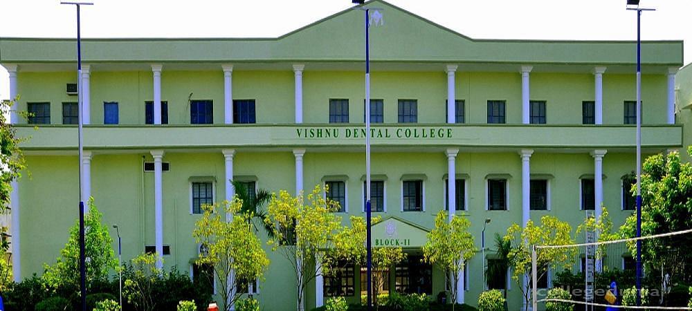 Vishnu Dental College - [VDC]