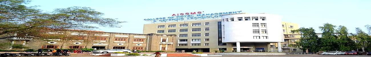 AISSMS College of Hotel Management & Catering Technology, Pune