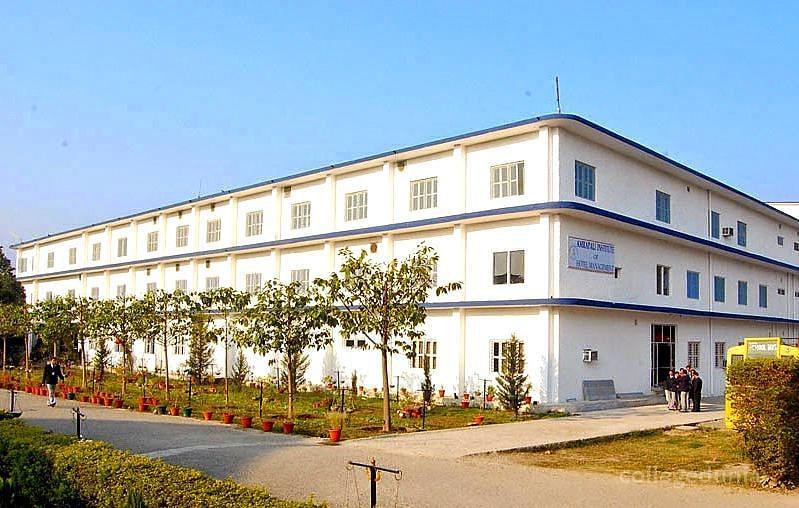 Amrapali Institute of Hotel Management