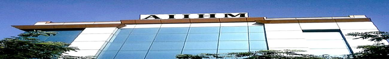 Amrapali International Institute of Hotel Management - [AIIHM], Noida