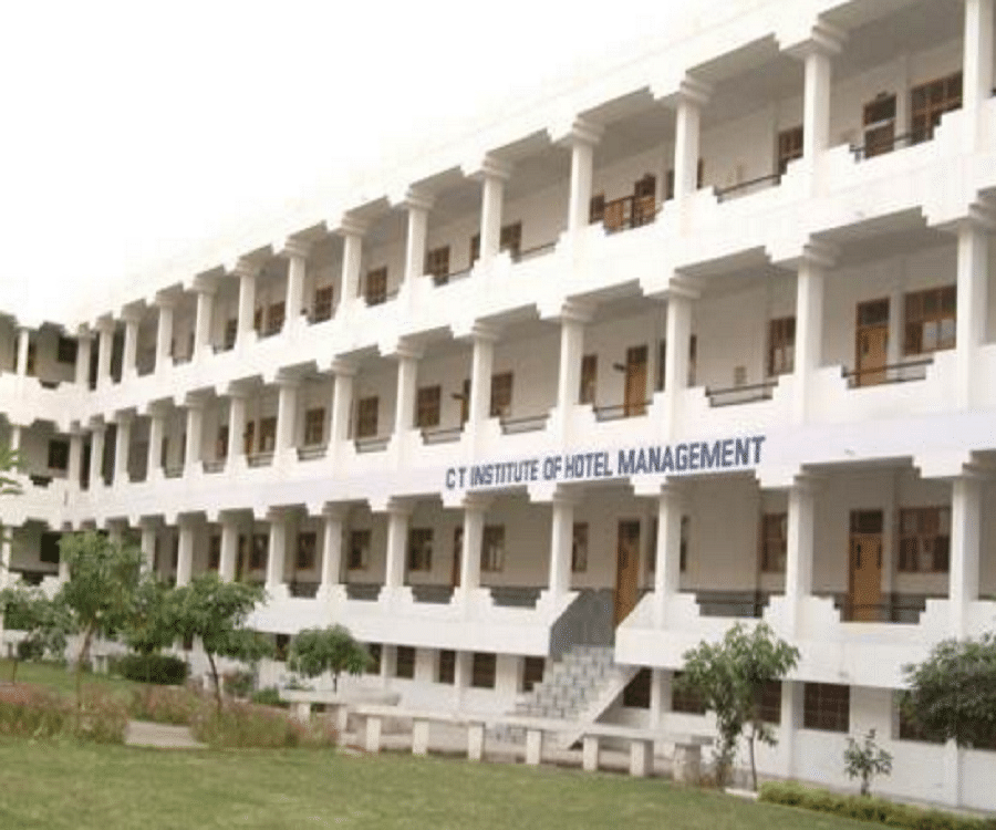 CT Institute of Hotel Management & Catering Technology