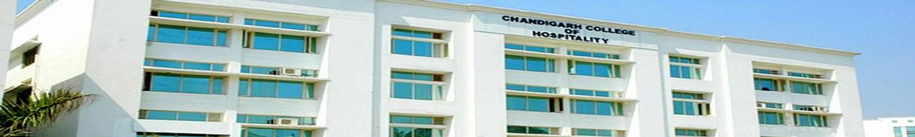 Chandigarh College of Hotel Management and Catering Technology - [CCHMCT], Mohali