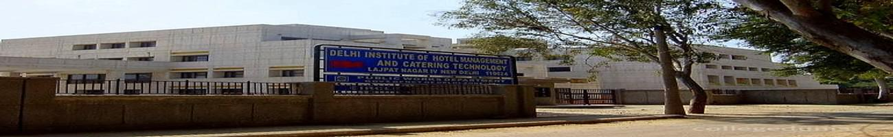 Delhi Institute of Hotel Management and Catering Technology, New Delhi