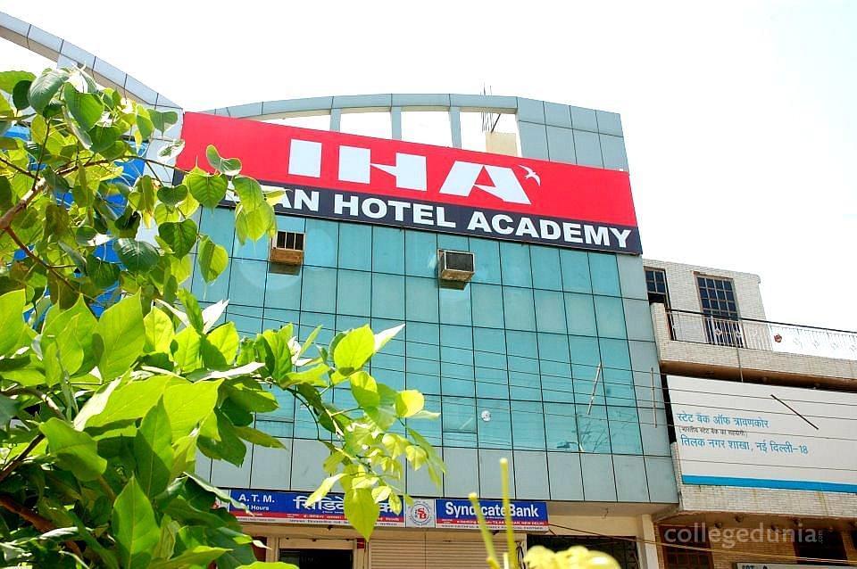 Indian Hotel Academy-[IHA]