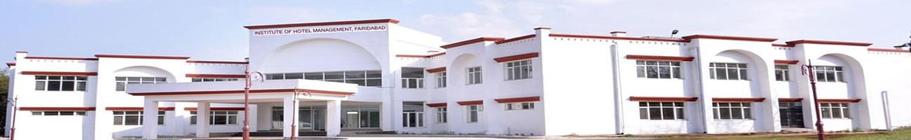 Institute of Hotel Management, Faridabad