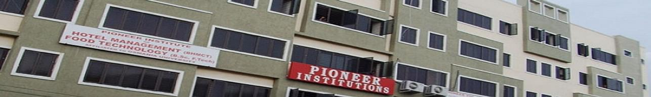 Pioneer Institute of Hotel Management - [PIHM], Hyderabad - Course & Fees Details
