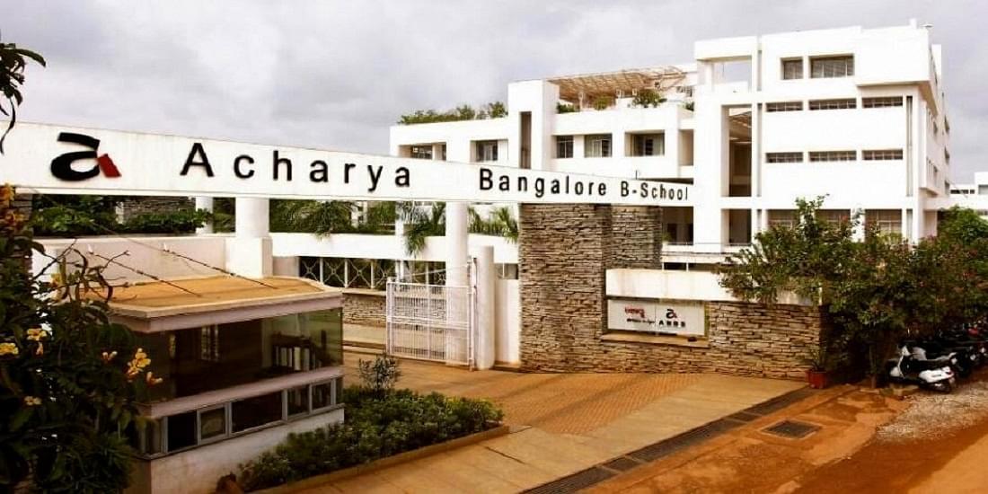 Acharya Bangalore B-School - [ABBS]