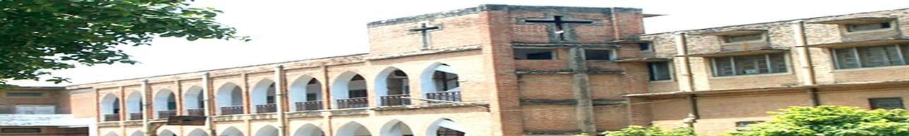 Christ Church College -[CCC], Kanpur - Course & Fees Details