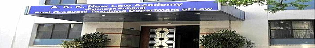 A.K.K. New Law Academy, Pune