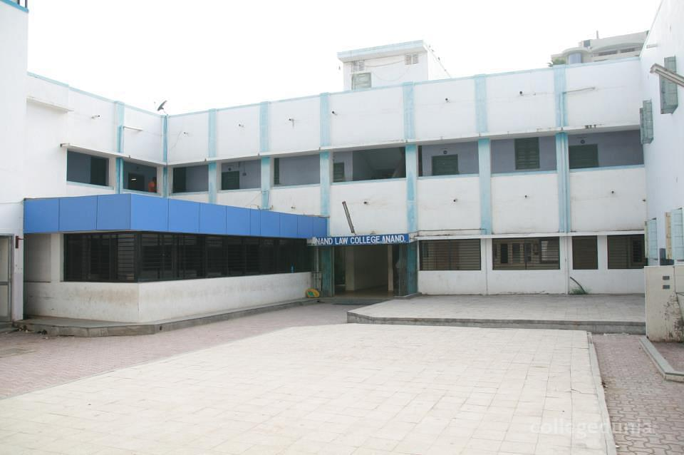 Anand Law College - [ALC], Anand - Admissions, Contact, Website, Facilities  2021-2022