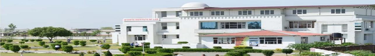 Geeta Institute of Law - [GIL], Panipat - Photos & Videos