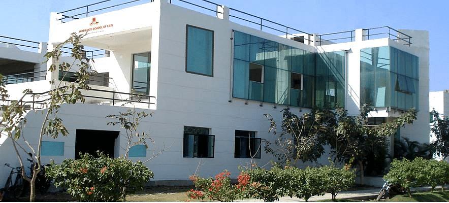 Jyotirmoy School of Law - [JSL]