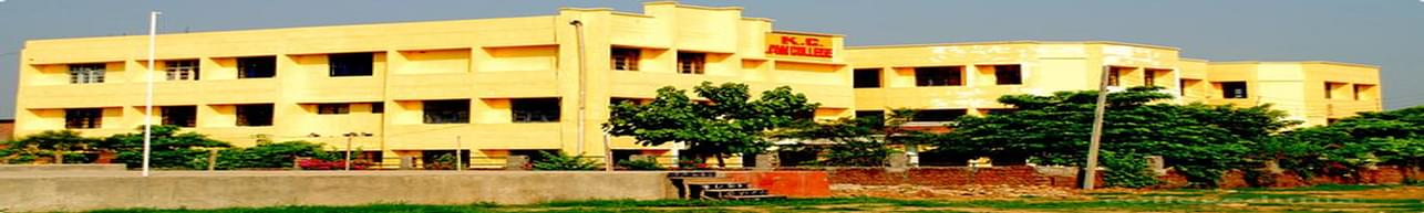 KC Law College, Jammu - Course & Fees Details