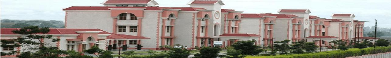 Law College Dehradun - [LCD], Dehradun