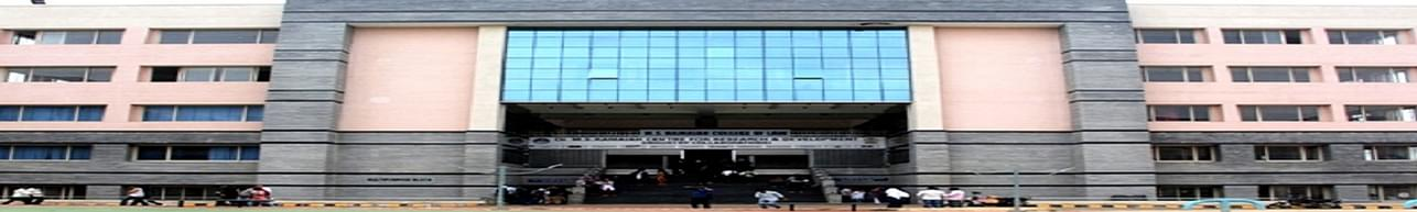 M.S. Ramaiah College of Law - [MSRCL], Bangalore