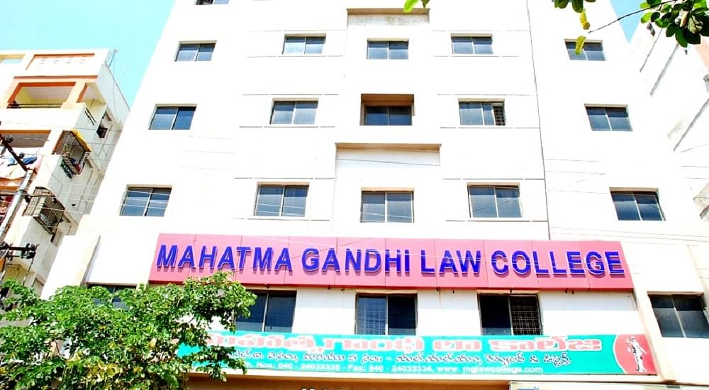 Mahatma Gandhi Law College - [MGLC]