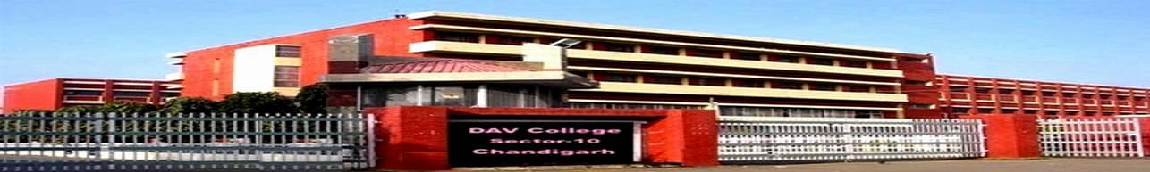 DAV College - [DAVC], Chandigarh - List of Professors and Faculty