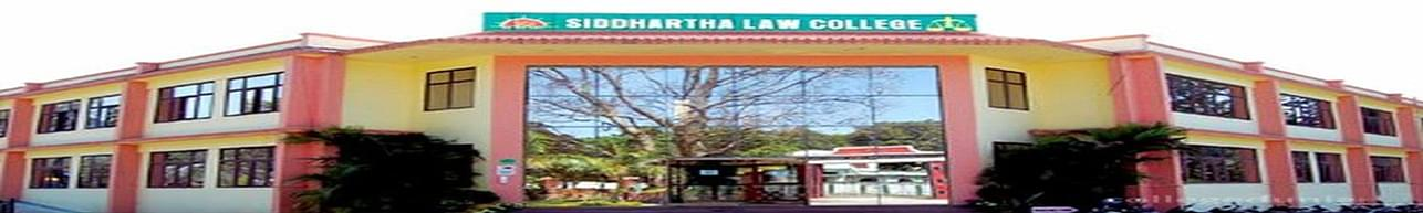 Siddhartha Law College, Dehradun