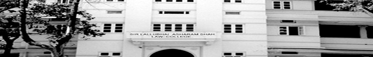 Sir L A Shah Law College, Ahmedabad