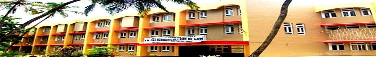 VM Salgaocar College of Law, Panji