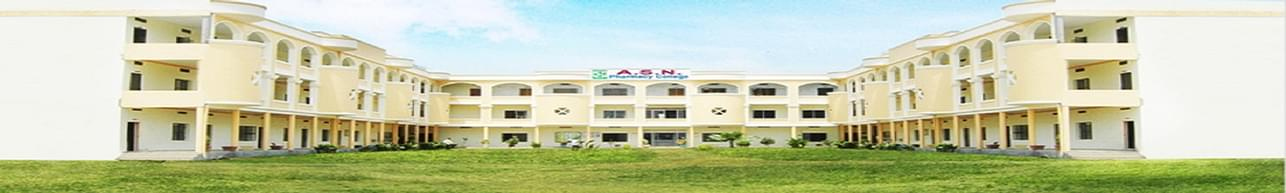 ASN Pharmacy College - [ASNPC], Guntur