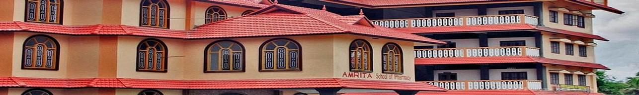 Amrita School of Pharmacy, Kochi
