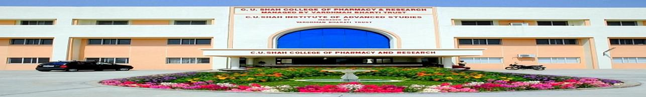 C.U. Shah College of Pharmacy and Research, Wadhwan